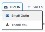 optin, page de capture