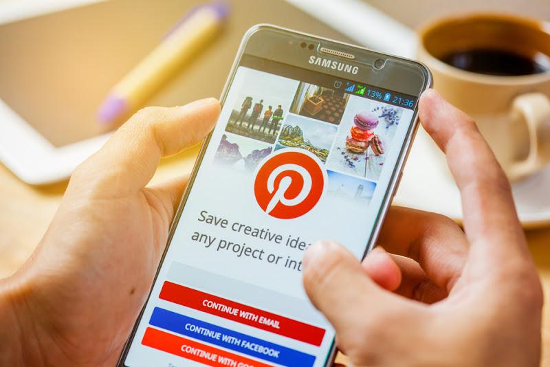 réseaux sociaux, Pinterest