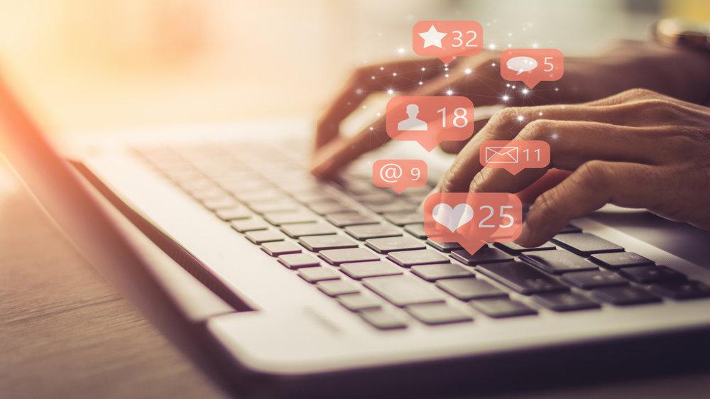 réseaux sociaux, utiliser, business