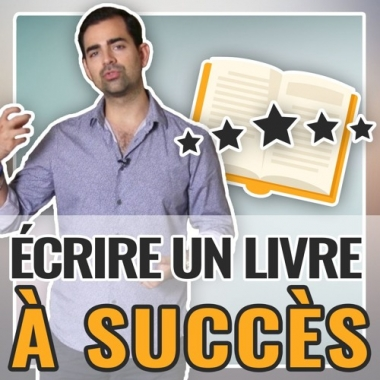 Comment écrire ton livre à succès ?