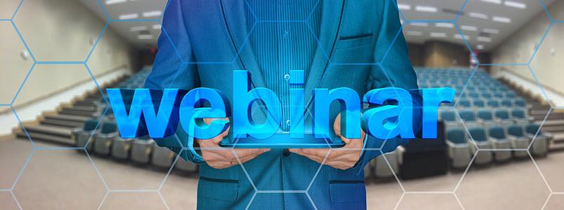 communication, webinar, webinaire